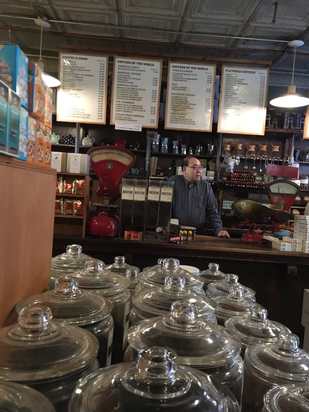 McNulty`s Tea & Coffee Co